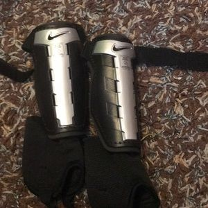 Other - Nike shin guards